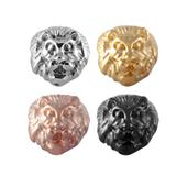 Stainless Steel Lion Beads AA749 VNISTAR Stainless Steel Small Hole Beads