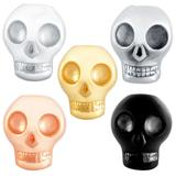 Stainless Steel Big Hole Skull Beads AA794 VNISTAR Stainless Steel European Beads
