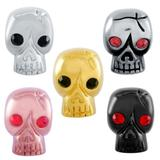 Stainless Steel Big Hole Skull Beads AA812 VNISTAR Stainless Steel European Beads