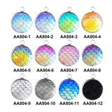 Stainless Steel Charms AAT804 VNISTAR Steel Charms