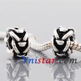 Vnistar Alloy European Beads PBD3301 PBD3301 VNISTAR Metal Charms