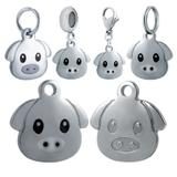 Stainless Steel Emoji Charms VC017 VNISTAR Emoji Steel Charms